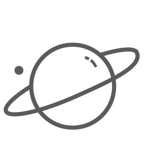 Space - Planet Icon
