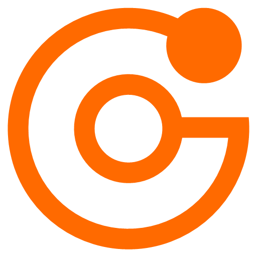 GraphCompute-orange Icon