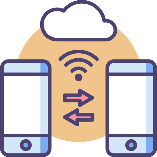 Smart Connect Icon