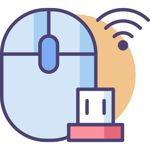 Wireless Mouse Icon