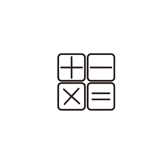 1-2 calculator Icon