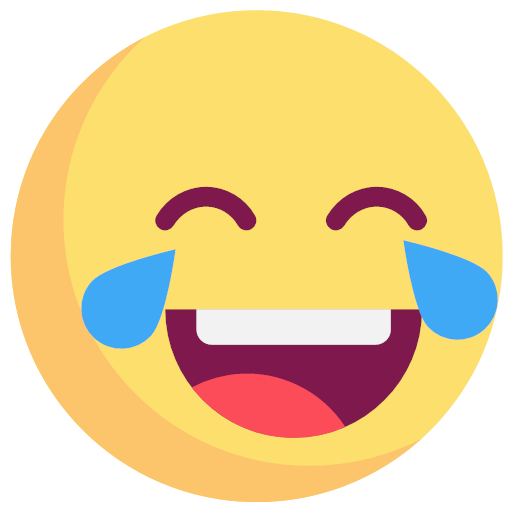 Laugh and cry Icon