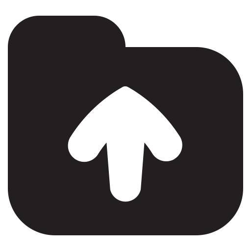 upload-folder Icon