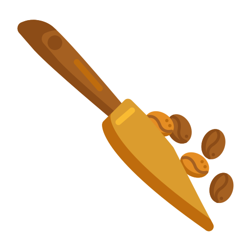 COFFEE SCOOP Icon