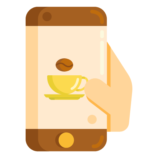 Mobile phone app Icon