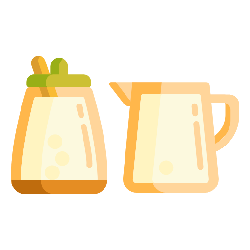 Sugar milk Icon