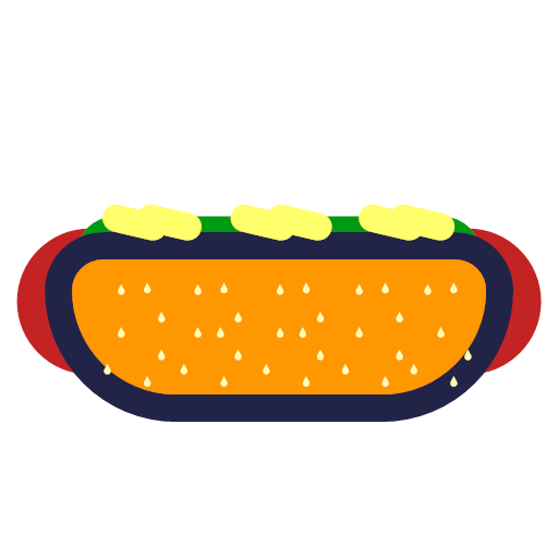 Hot dog Icon