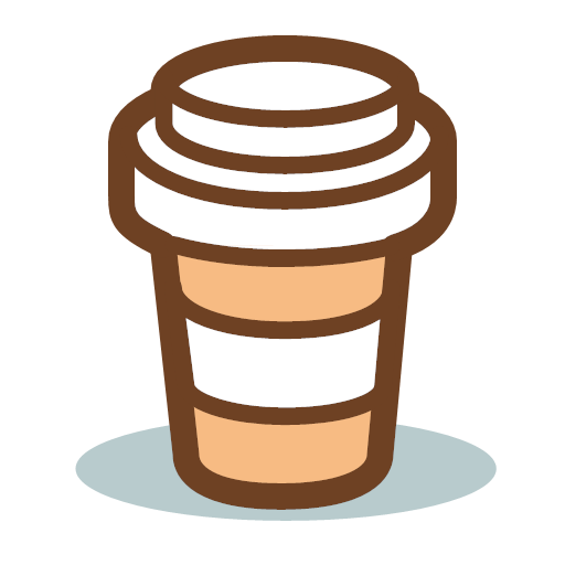 coffee-in-a-disposable-cup Icon