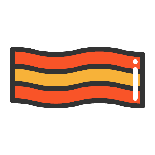 Bacon -Bacon Icon