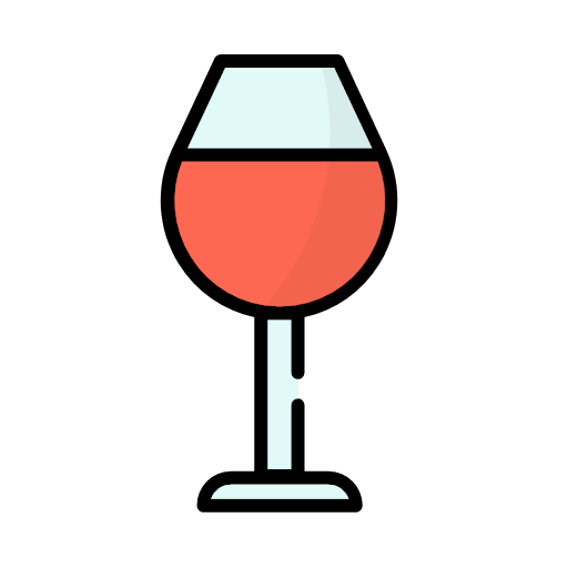 Red wine -01 Icon