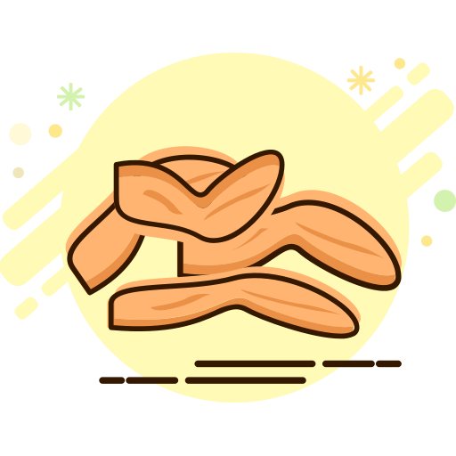 Dried sweet potato _1 Icon