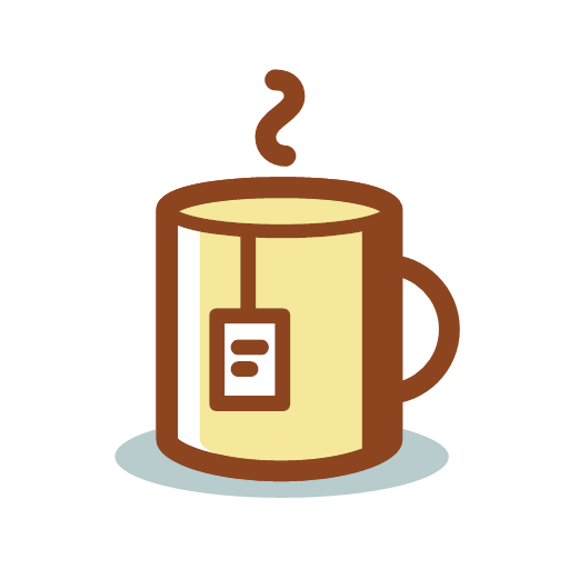 Coffee cup 1 Icon