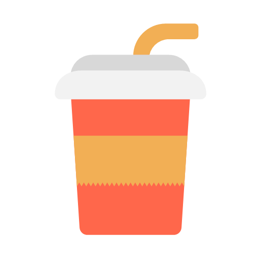 Tea with milk Icon