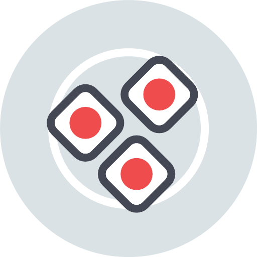 plate-sushi Icon
