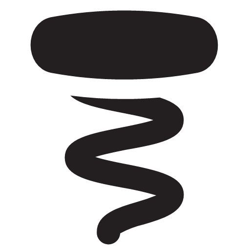 corkscrew Icon