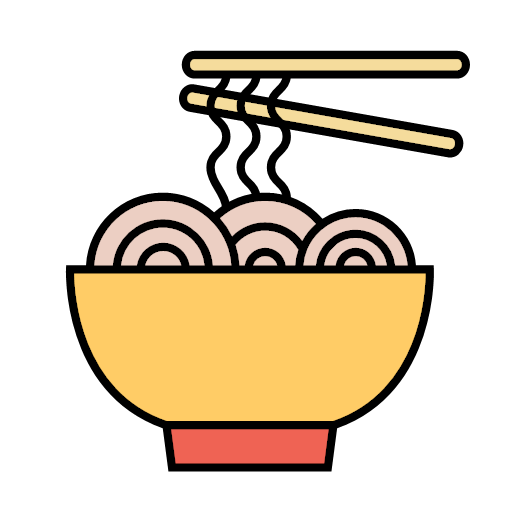 Lamian Noodles Icon