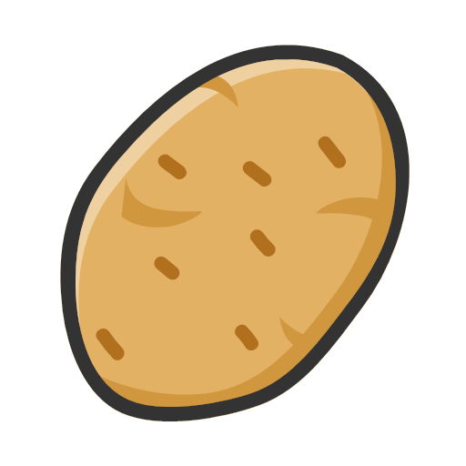 Potato Icon