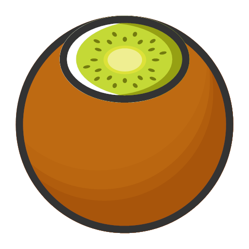 Kiwifruit - sweet and fresh Icon