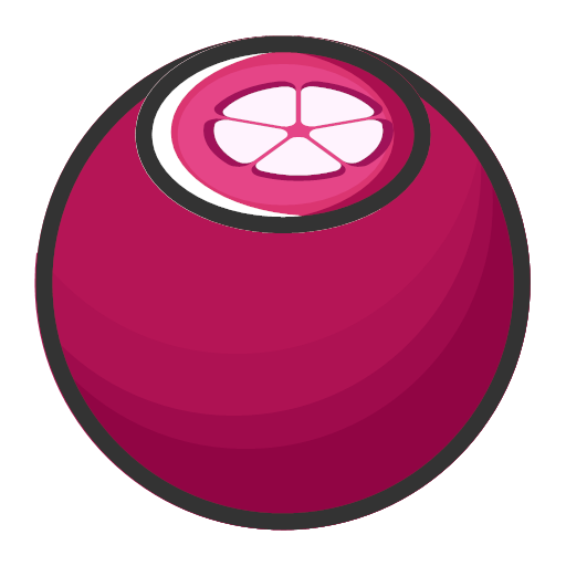 Mangosteen - sweet and fresh Icon