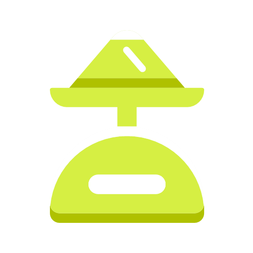 Kitchen scale -01 Icon