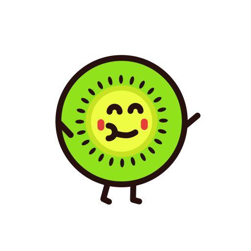 16 kiwi fruit Icon