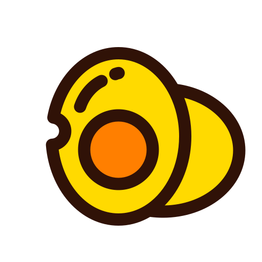 Braised eggs with snacks Icon