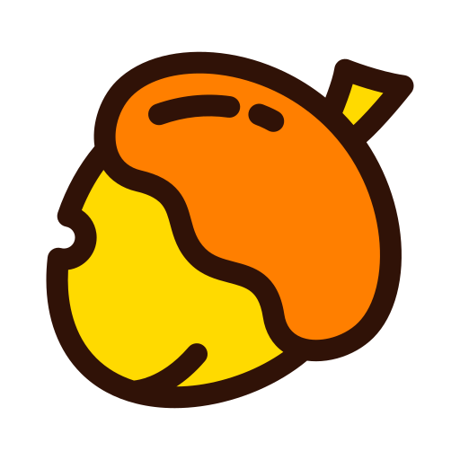 Snack nuts Icon