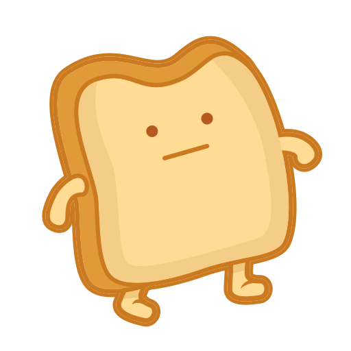 A slice of bread Icon