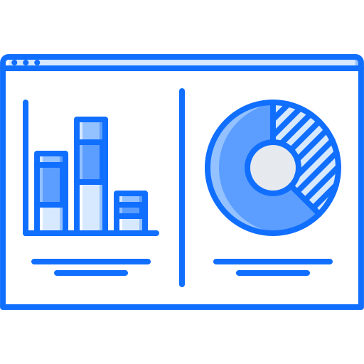 3 analytics, program Icon