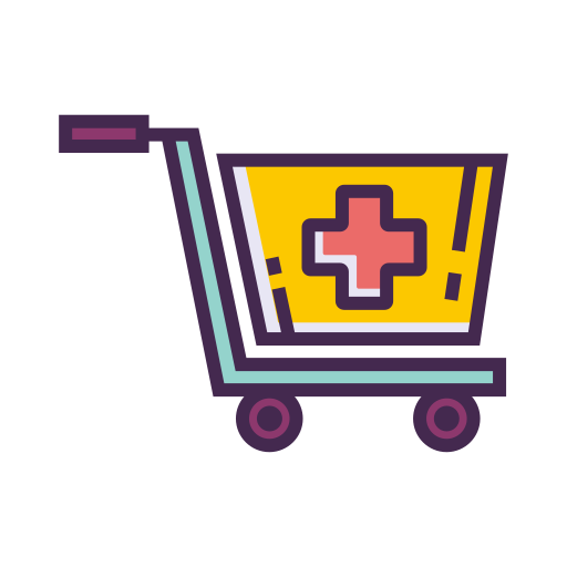 SUPPLIES CART Icon