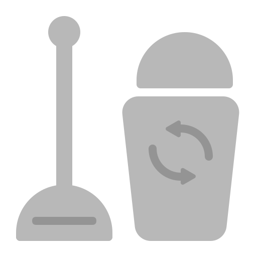Surface Icon cleaning management Icon