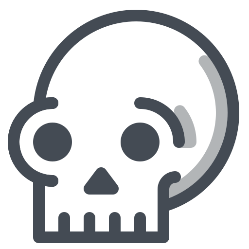 Skull Halloween Icon