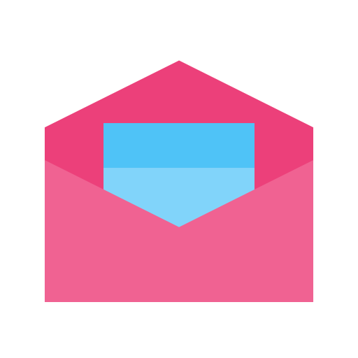 Open Envelope II Icon