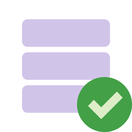 accept_database Icon