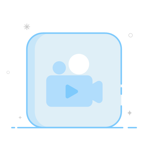 Video clip Icon