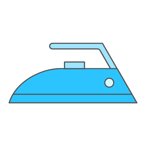 Electric iron Icon