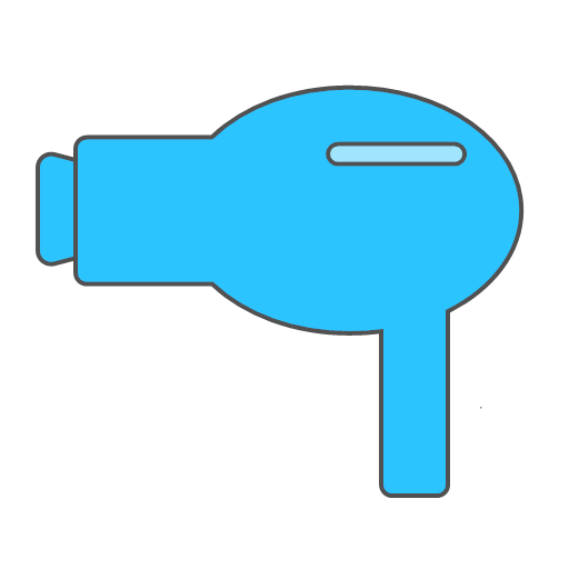 Hair drier Icon