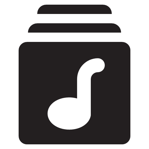 music-collection Icon