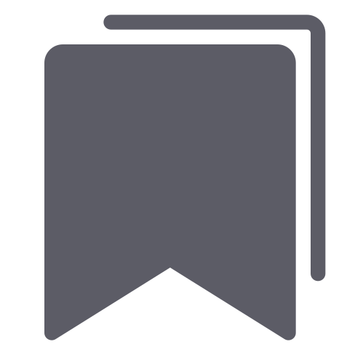 24gf-bookmarks Icon