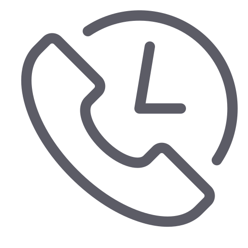 24gl-phoneTime Icon