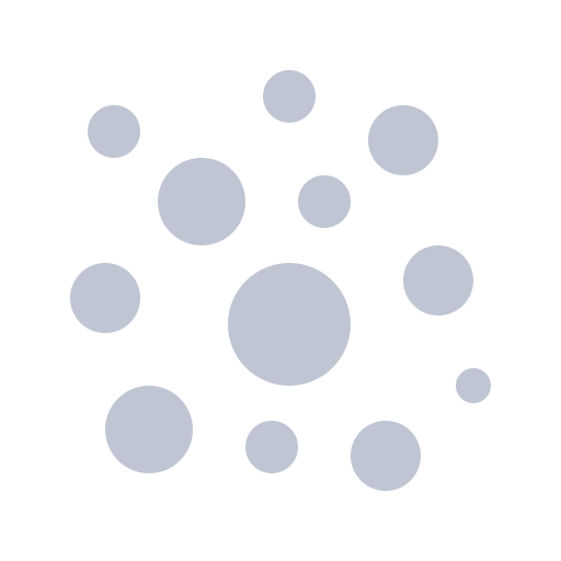 Bubble chart Icon