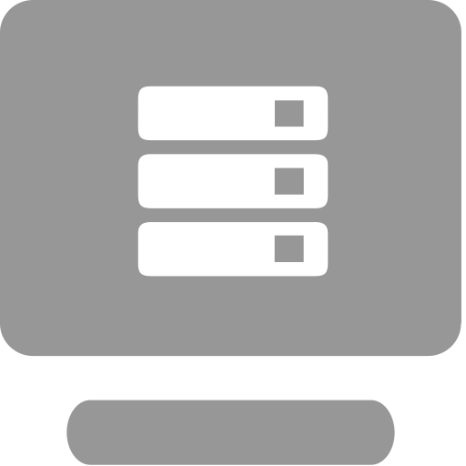 Host monitoring Icon