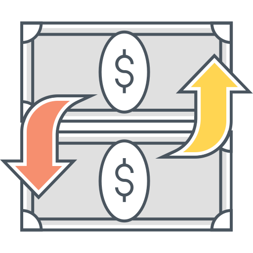 FUNDS TRANSFER Icon