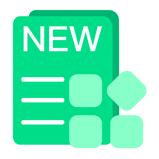 Newsgroup management Icon