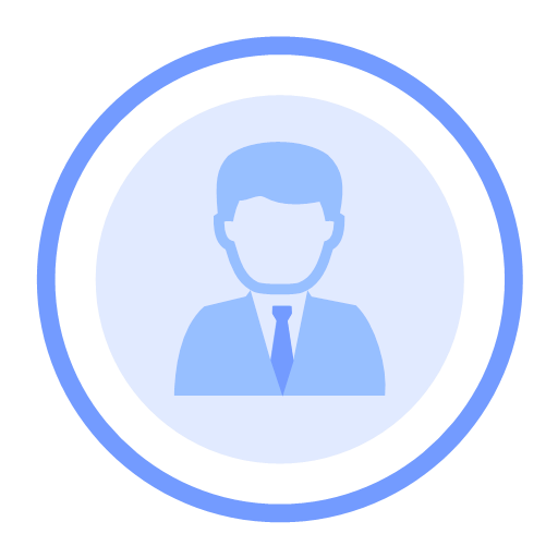 Person in charge Icon