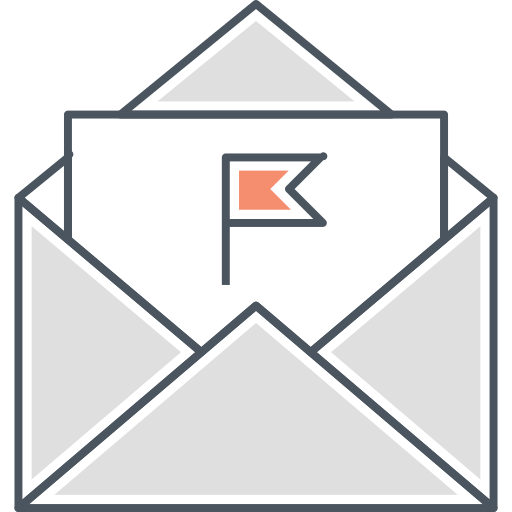 Star mail Icon