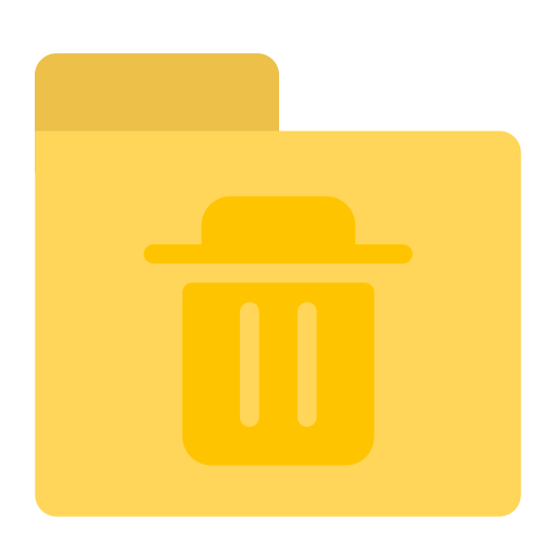 Document recycle bin-01 Icon