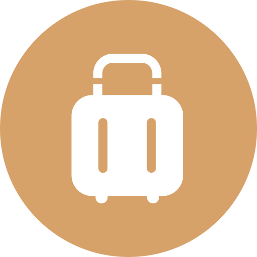 Extra checked baggage Icon