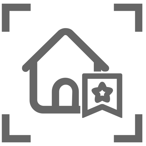 Housing recommendation Icon