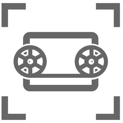 Tape replay Icon